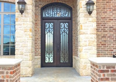 Custom Double Suzette-Inspired Minimum Bronze with Transom Cobblestone Park (2)