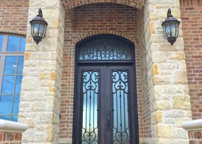 Custom Double Suzette-Inspired Minimum Bronze with Transom Cobblestone Park